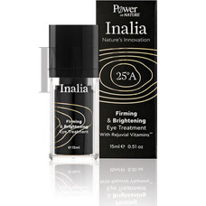 POWER OF NATURE Inalia Firming & Brightening Eye Treatment - 15ml