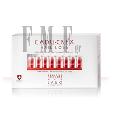 LABO Cadu-Crex Hair Loss Man Serious - 20 αμπούλες x 3,5ml