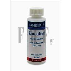 LAMBERTS Zincatest - 100 ml.