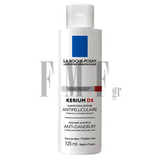 LRP Kerium DS Anti-dandruff Intensive - 125 ml.