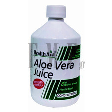 HEALTH AID Aloe Vera Juice Concentrated - 500ml.