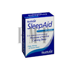 HEALTH AID Sleep Aid - 60 Tabs.