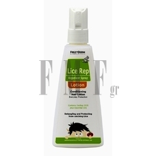 FREZYDERM Lice Rep Lotion - 150 ml.