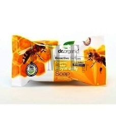 DR.ORGANIC Royal Jelly Soap - 100 gr.