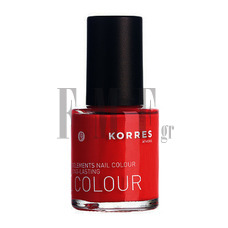 KORRES Nail Colour - 45 Coral