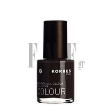 KORRES Nail Colour - 95 Grey Brown