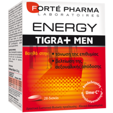 FORTE PHARMA Energy Tigra+Men - 28 Tabs.
