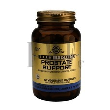 SOLGAR Prostate Support - 60 Caps.