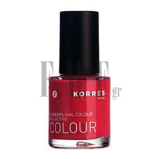 KORRES Nail Colour - 14 Pomegranate