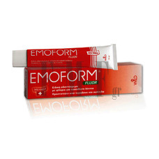EMOFORM Fluor Swiss - 110 gr.