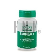 DOCTOR'S FORMULAS Bromeact - 30 Caps.