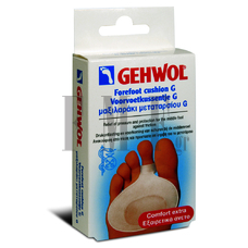 GEHWOL Metatarsal Cushion G - 2 Τεμ. Large.
