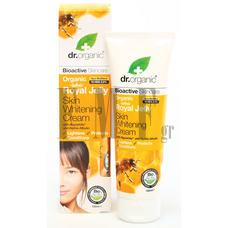 DR.ORGANIC Royal Jelly Skin Whitening Cream - 125 ml.
