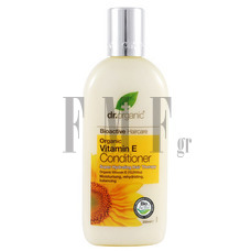 DR.ORGANIC Vitamin E Conditioner - 265 ml.