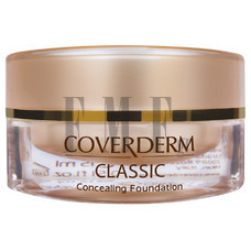 COVERDERM Camouflage Classic - No.0 15 ml.