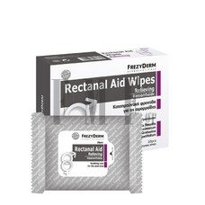 FREZYDERM Rectanal Aid Wipes - 20 Τεμ.