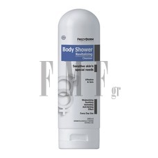 FREZYDERM Body Shower Revitalizing Cleanser - 200 ml.