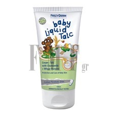 FREZYDERM Baby Liquid Talc - 150 ml.