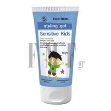FREZYDERM Sensitive Kids Styling Gel - 100 ml.