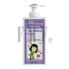 FREZYDERM Sensitive Kids Shampoo Girls - 200 ml.