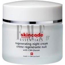 SKINCODE Regenerating Night Cream - 50 ml.