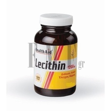 HEALTH AID Lecithin 1200mg - 50 Caps.