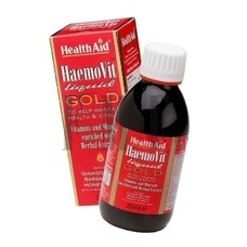 HEALTH AID Ηaemovit liquid Gold - 200 ml.