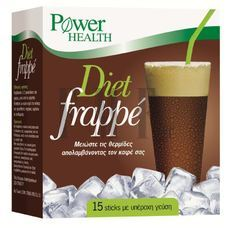 POWER HEALTH Diet Frappe - 15 Sticks.