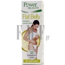 POWER HEALTH Flat Belly - 10 Tabs.