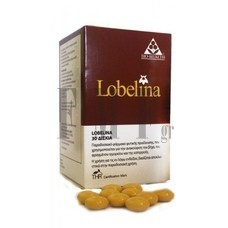 POWER HEALTH Lobelina - 30 Tabs.