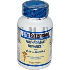 LIFE EXTENSION Arthromax Advanced - 60 Caps