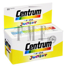 CENTRUM Junior - 30 Tabs.