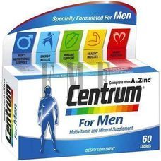 CENTRUM Men - 30 Tabs.