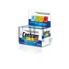 CENTRUM Select 50plus  - 30 Tabs.
