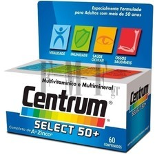 CENTRUM Select 50plus  - 60 Tabs.
