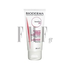 BIODERMA Sensibio DS + Gel Moussant - 200 ml.