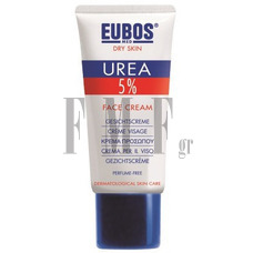 EUBOS Urea 5% Face Cream - 50 ml.