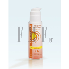 COVERDERM Filteray Body Plus Milk - SPF10  150ml.