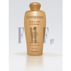 COVERDERM Camouflage Extra Care Lotion No.1 - 200 ml.