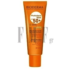 BIODERMA Photoderm Max Ultra-Fluide Teinte Doree Spf50+ - 40 ml.