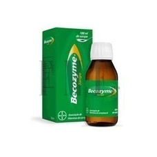 BAYER Becozyme Σιρόπι - 100 ml.
