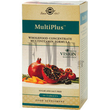 SOLGAR Multiplus with Vision Essentials - 90 Tabs.